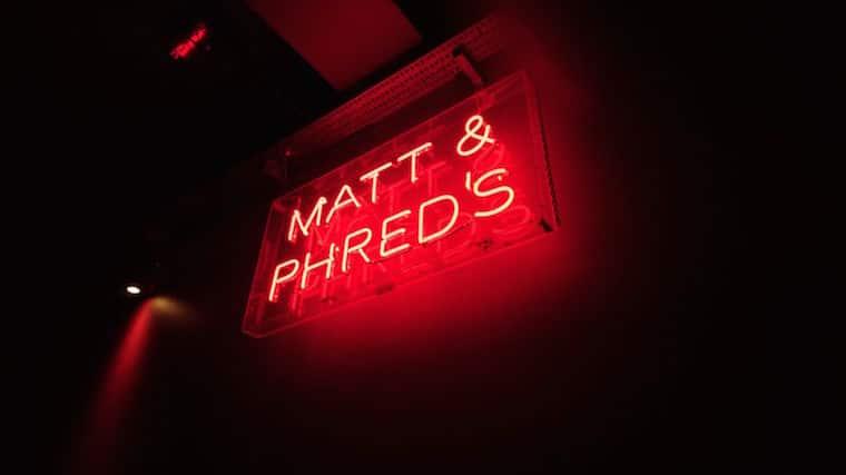 Matt & Phreds - Bares e restaurantes em Manchester