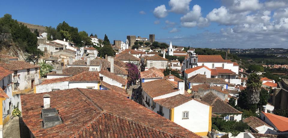 obidos-batalha-alcobaca-portugal
