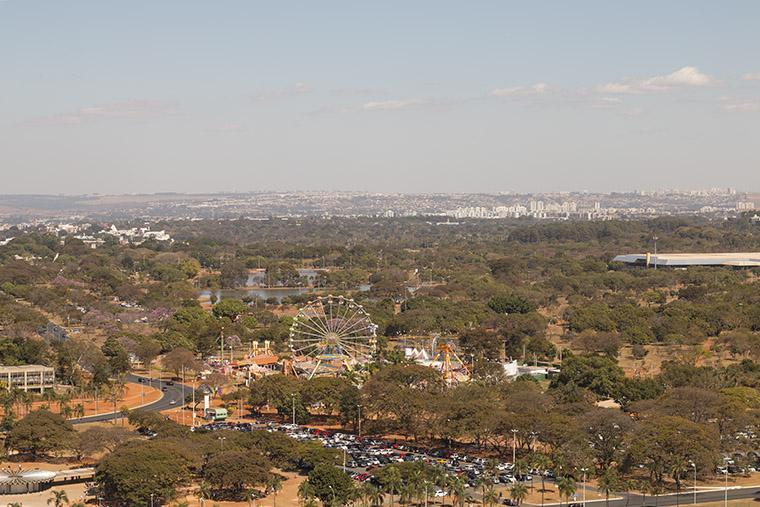 onde ficar em Brasília