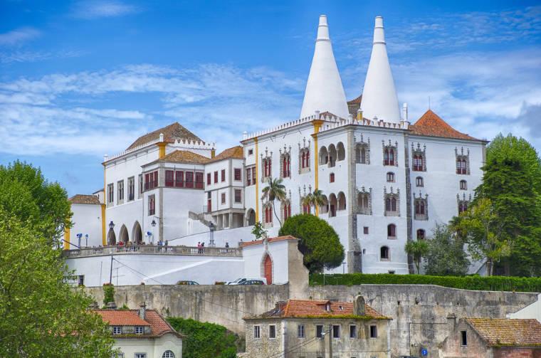 palacio nacional de sintra portugal