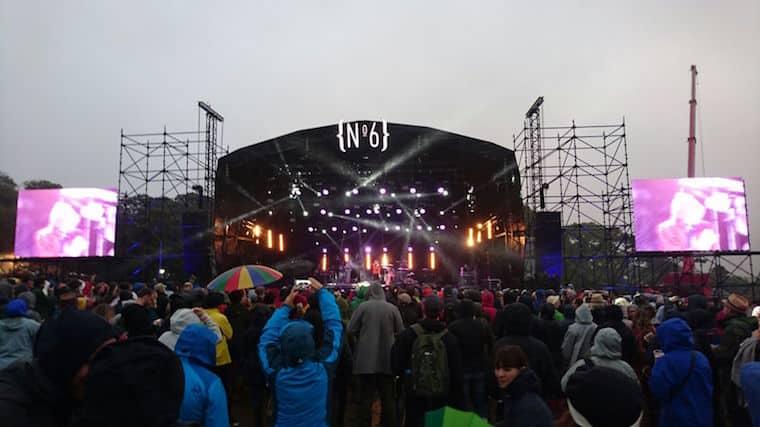 Festival No.6 - País de Gales