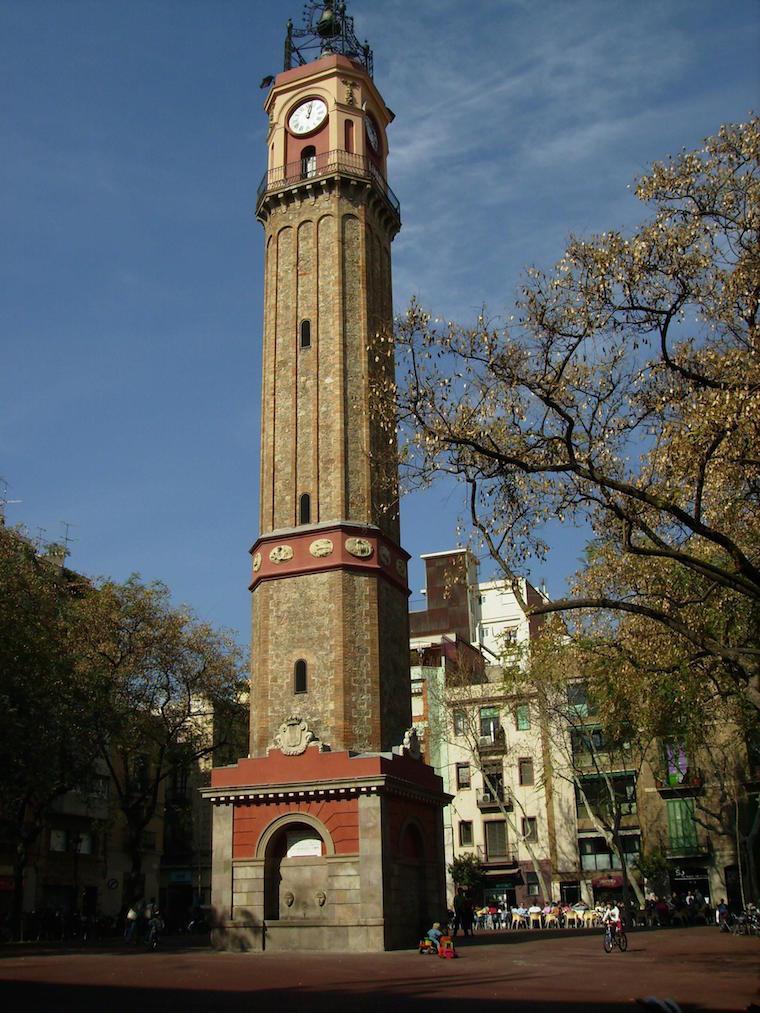 Plaza de la Vila - Gracia, Barcelona