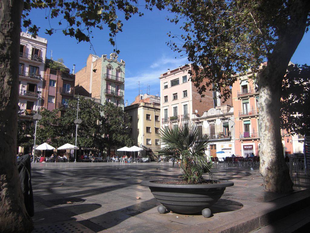 Plaza del Sol - Gracia