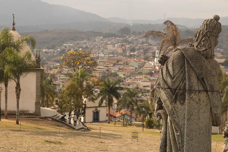 profetas do Aleijadinho, em Congonhas