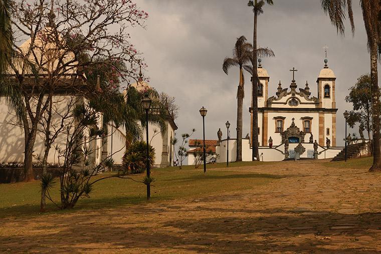 Santuário Bom Jesus de Matosinhos, Congonhas
