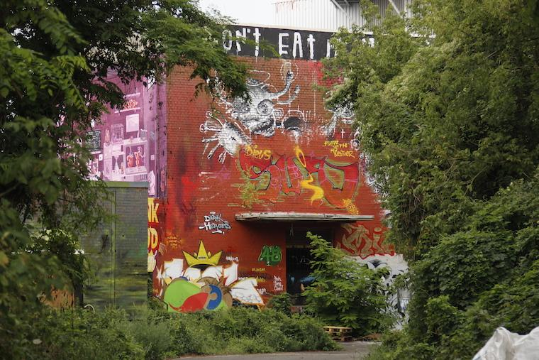 Teufelsberg - Berlim