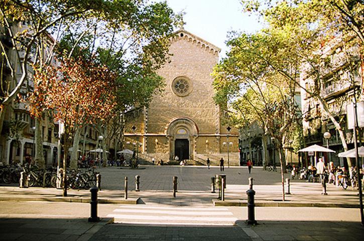 Virreina, Grácia - Barcelona