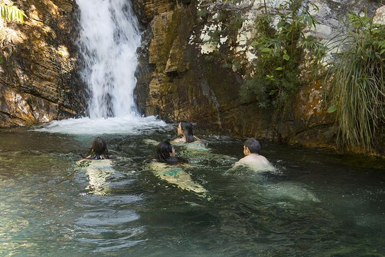 Cachoeiras da Chapada dos Veadeiros