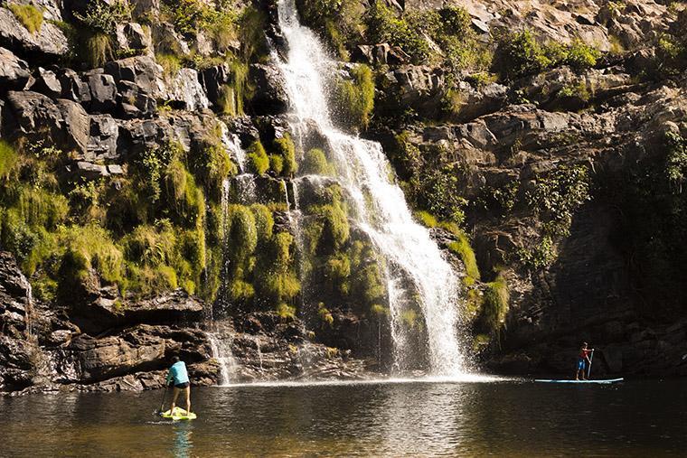Cachoeiras da Chapada dos Veadeiros, em Goiás