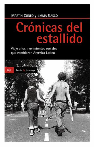Cronicas del Estallido - Jornalismo de Viagens