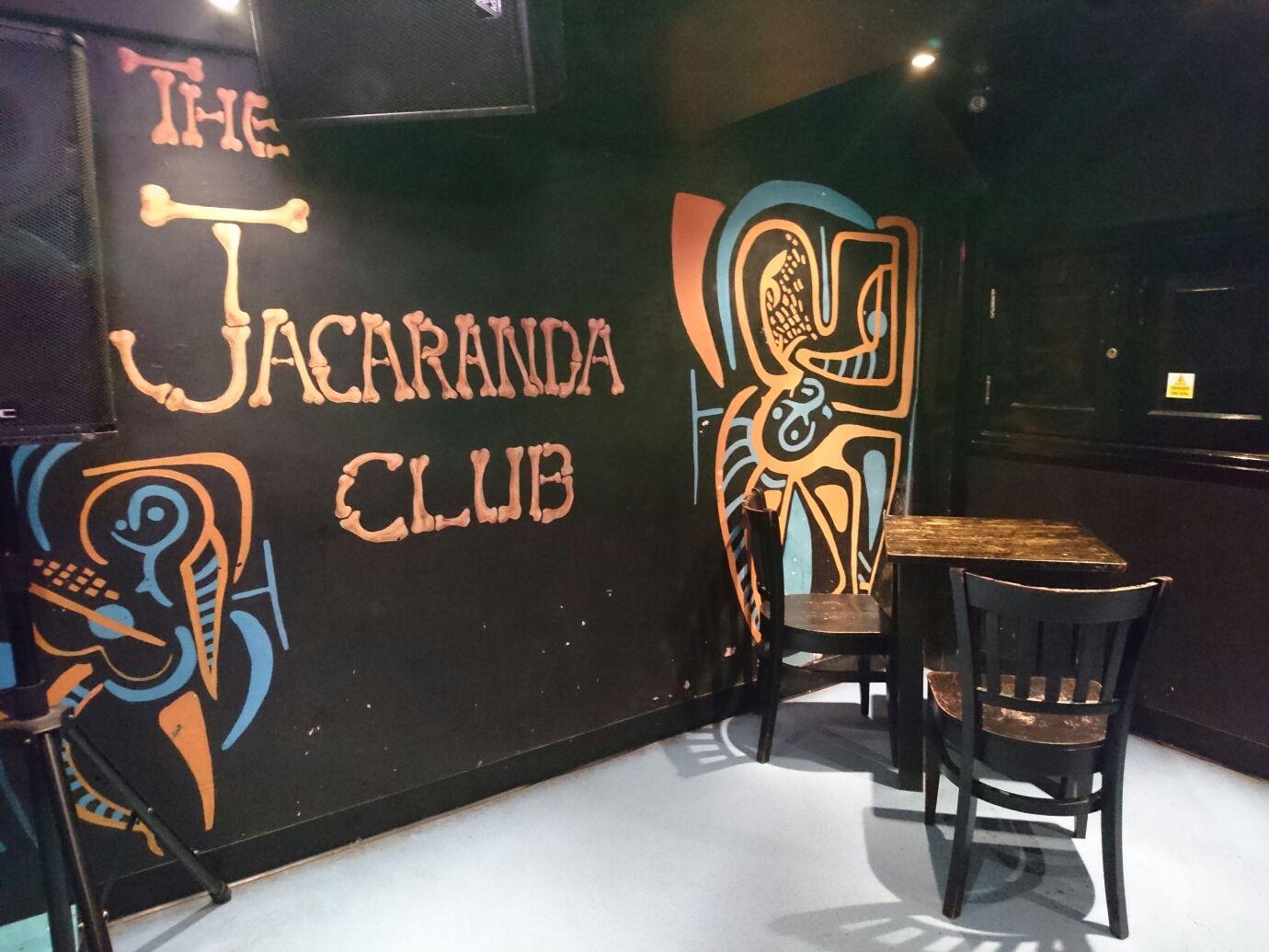 Jacaranda Club Liverpool