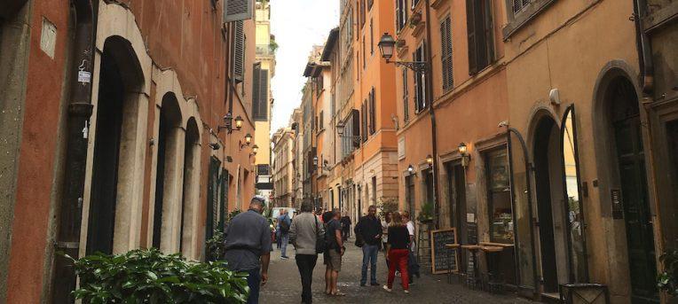 Onde comer em Roma: massa fresca por 5 euros!