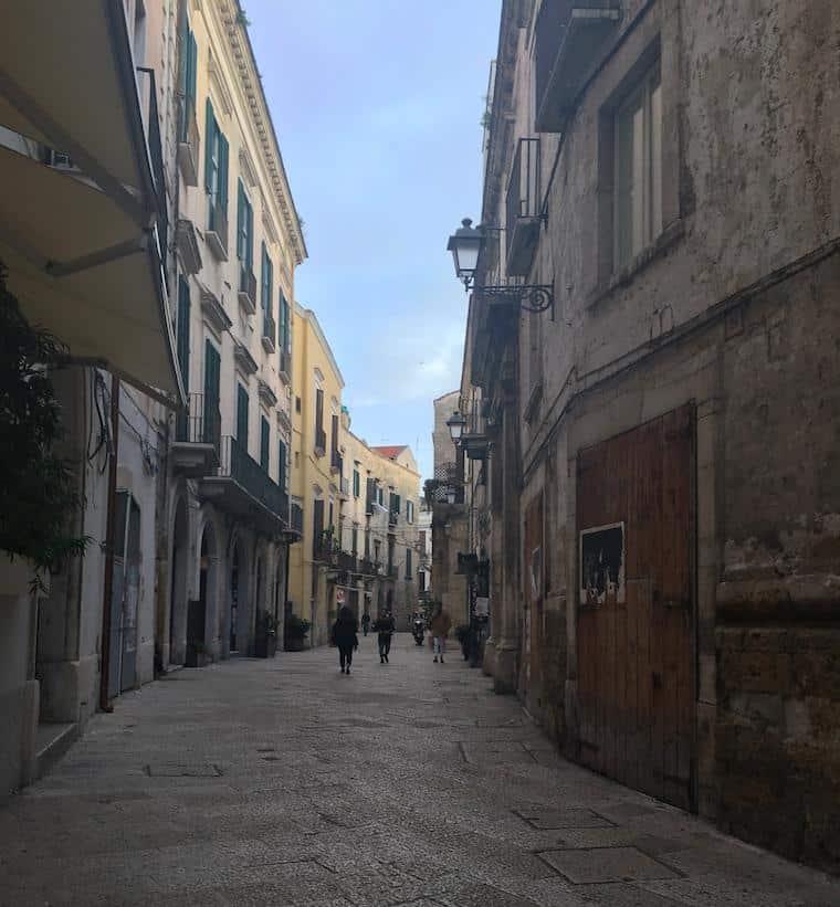 puglia e basilicata sul da italia bari