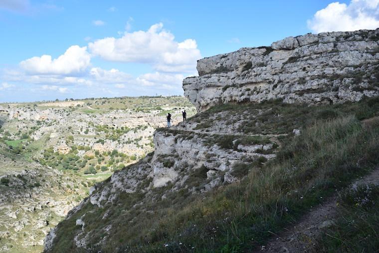 puglia e basilicata sul da italia cavernas matera