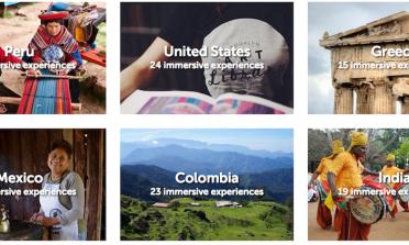 Como encontrar formas diferentes de fazer turismo?