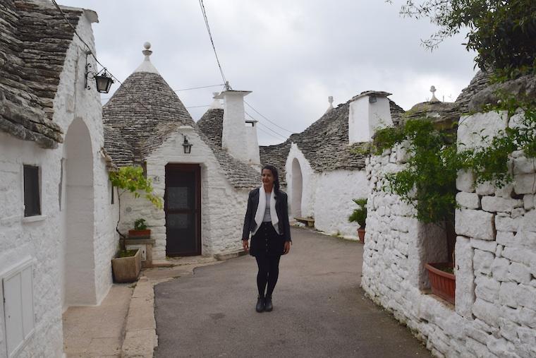 Alberobello casas Trulli luiza