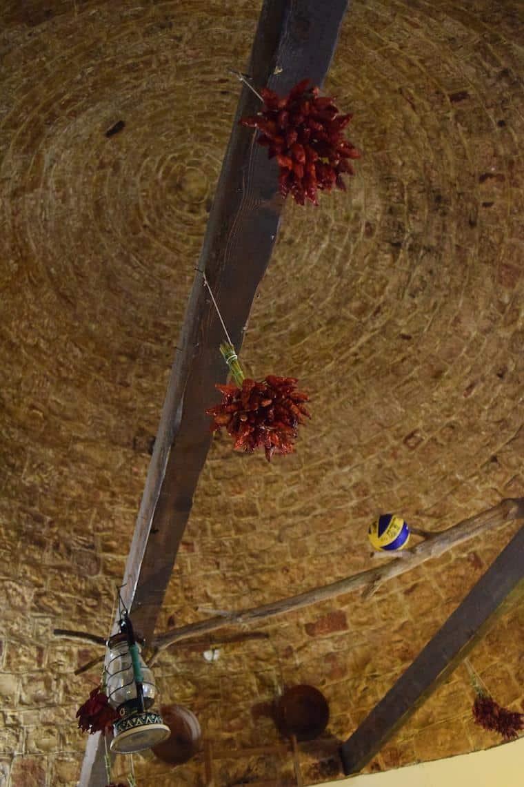 Alberobello casas Trulli trullo por dentro