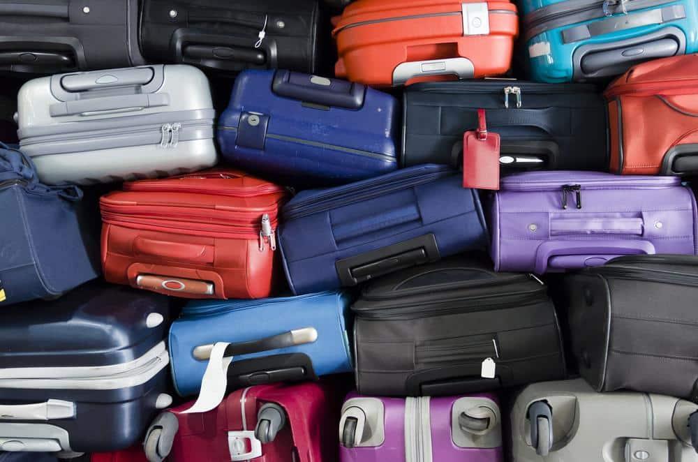 Cobrança para despachar bagagem