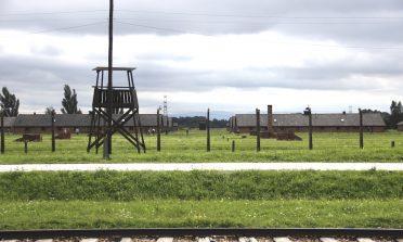 Visita ao campo de concentração de Auschwitz, na Polônia