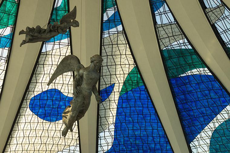 história da catedral de brasília