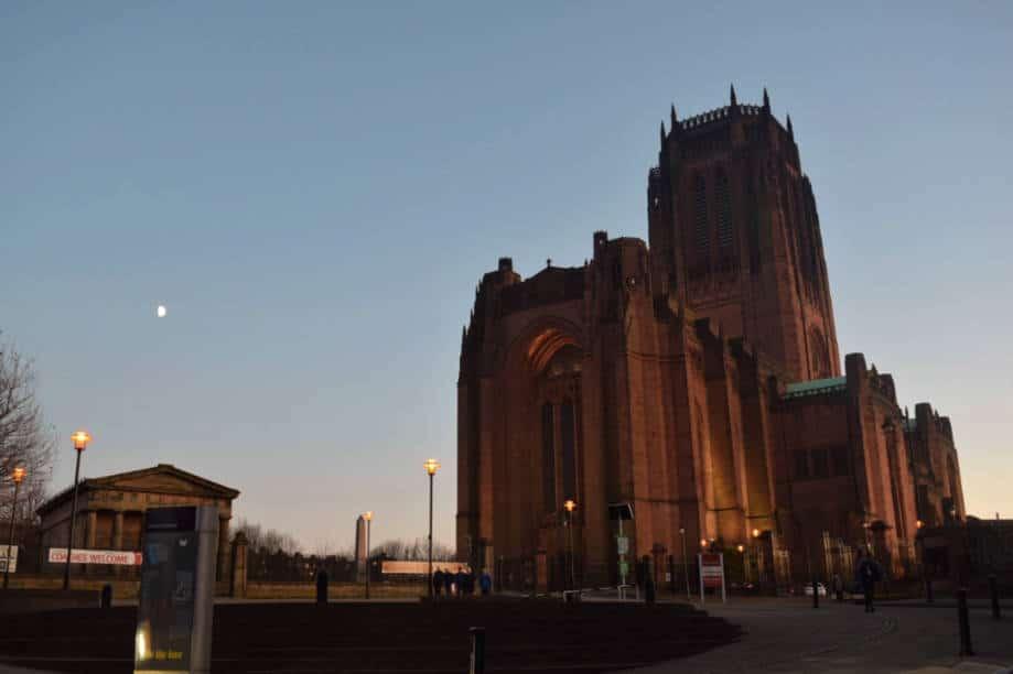 catedral de liverpool inglaterra