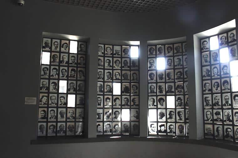 Museu da Fábrica de Schindler, na Cracóvia