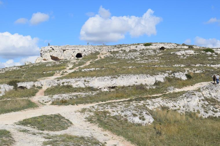 matera italia sassi belvedere e grutas