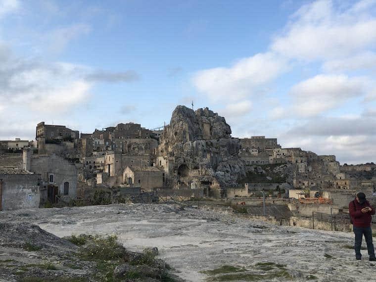 matera italia sassi igreja pedra