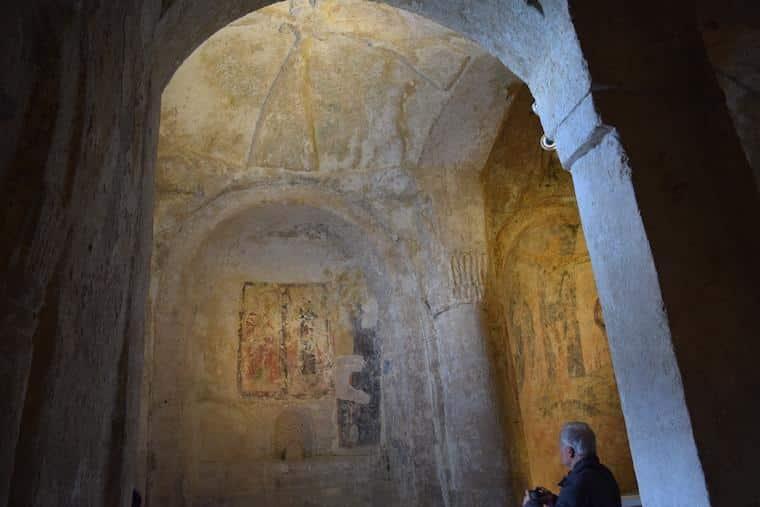 matera italia sassi igreja rupestre