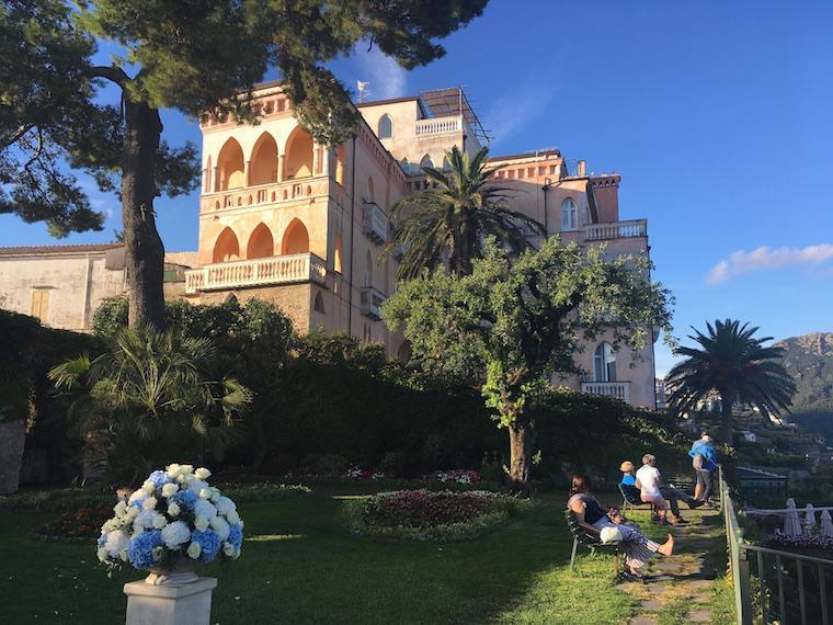 o que fazer em amalfi costa amalfitana itália ravello