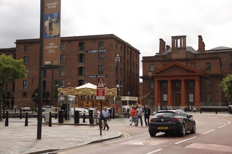 O que fazer em Liverpool - Albert Dock