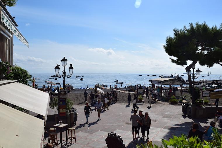 positano costa amalfitana itália praia