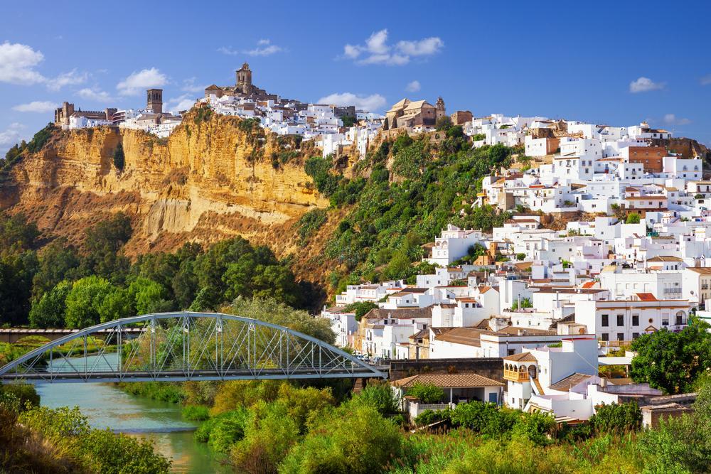 Rota dos Pueblos Blancos - Espanha