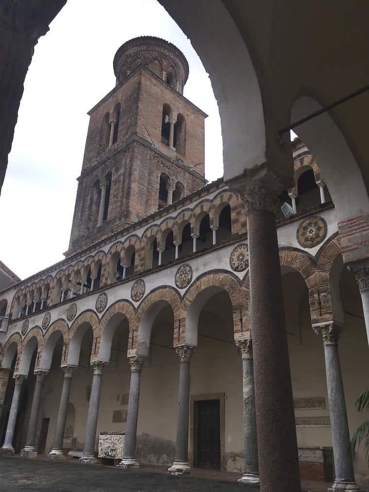 Salerno Itália Duomo