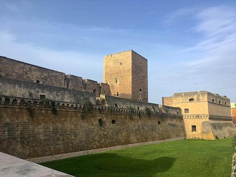 bari italia castelo