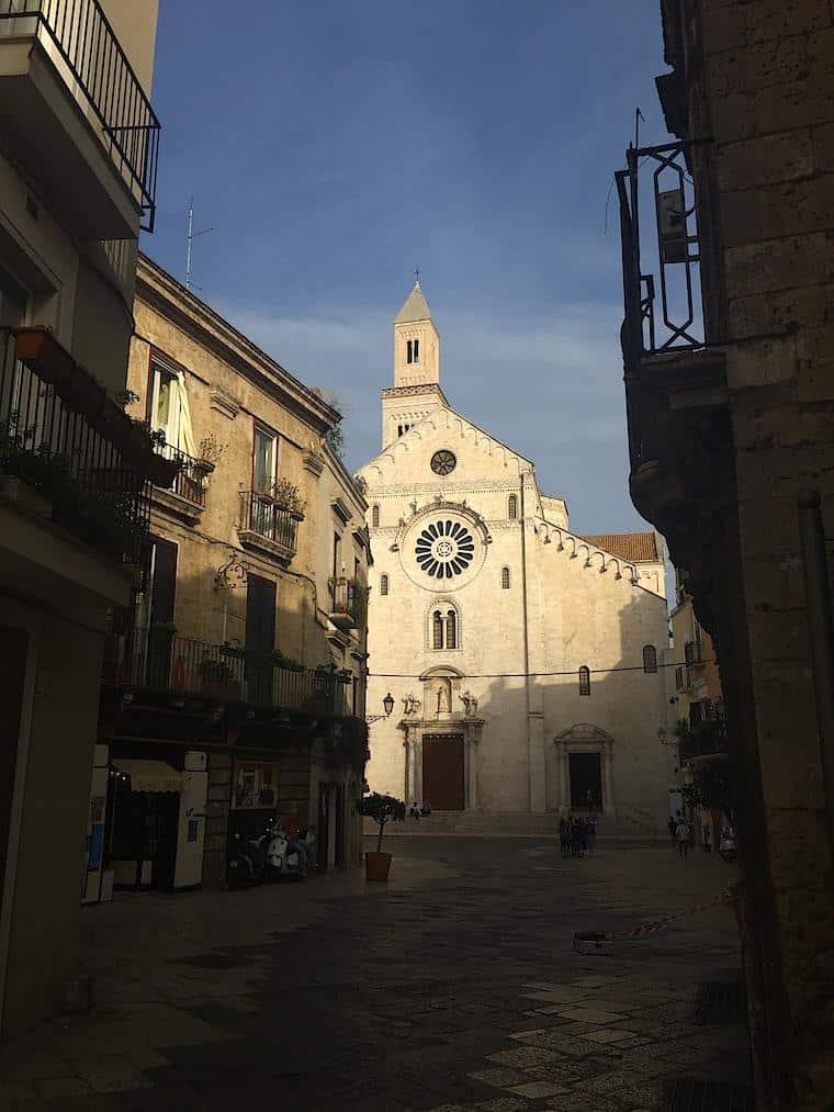 bari italia catedral de san sabino