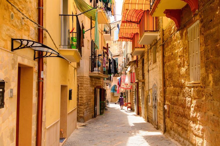 bari italia rua
