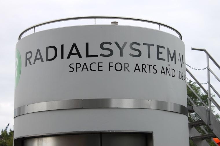 Museus de arte alternativa em Berlim: Radial System