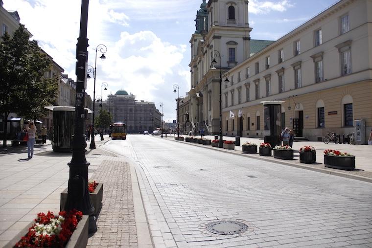 O que fazer em Varsóvia: Rota Real
