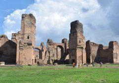 As Termas de Caracalla em Roma: por que você não sabia desse passeio?