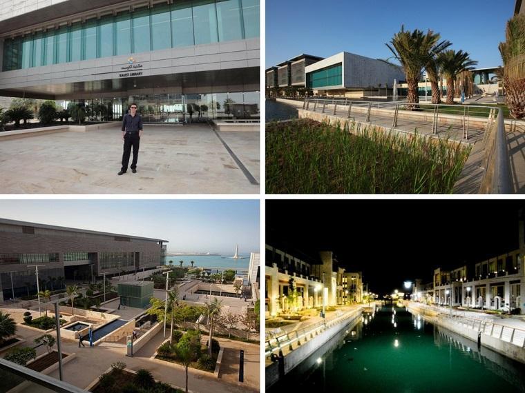 campus estudar na arabia saudita