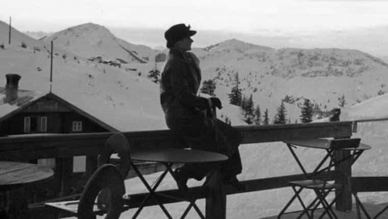 Grande viajantes Clare Hollingworth austria 1938