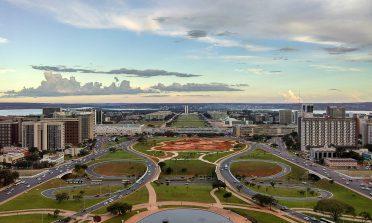 Visita ao Palácio do Itamaraty, em Brasília