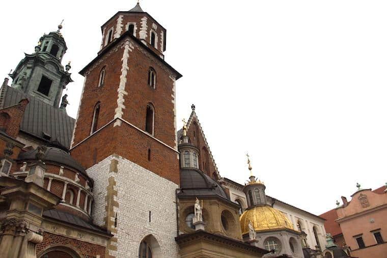 O que fazer em Cracóvia - Castelo de Warwel