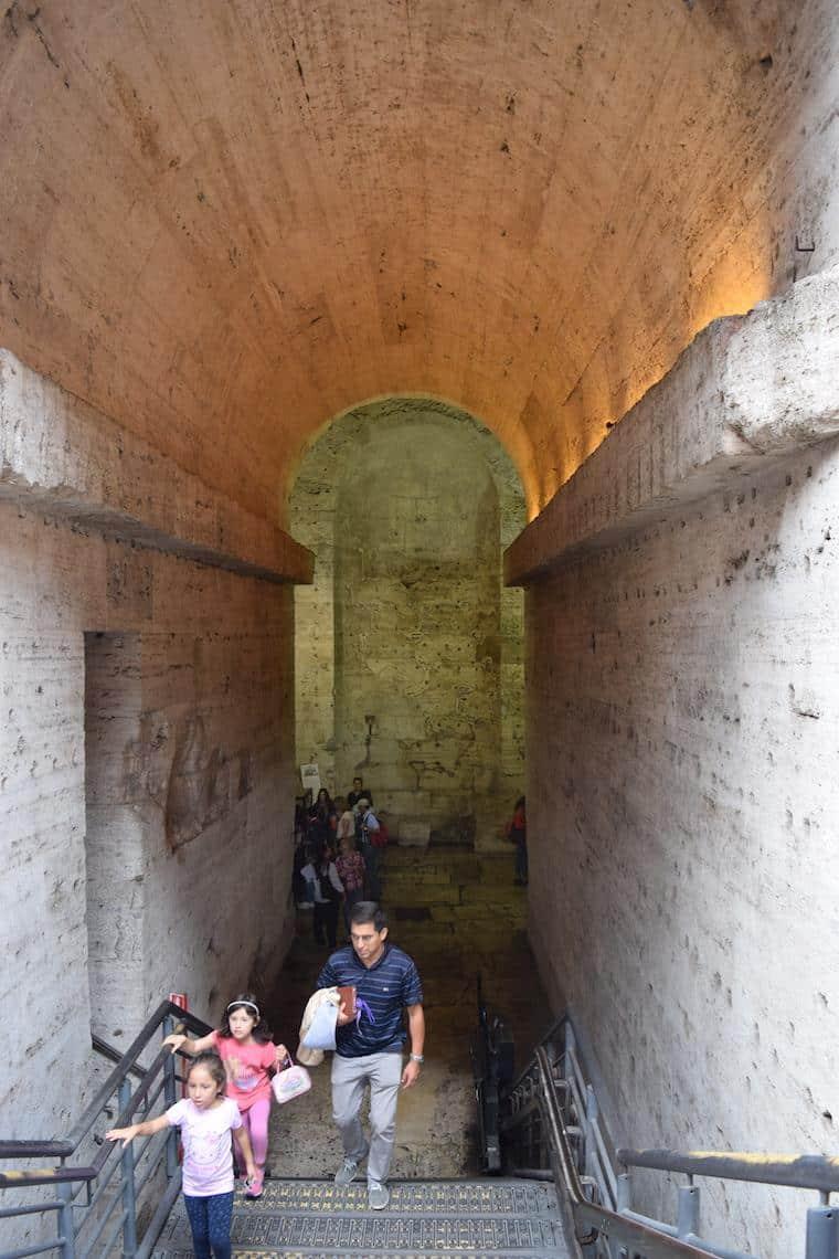 castelo de santo angelo entrada
