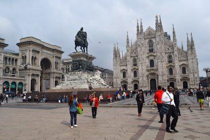 Visita à Catedral de Milão: as melhores vistas