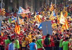 Catalunha: uma fronteira invisível na Espanha