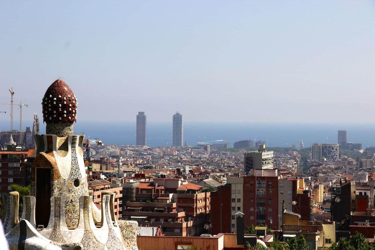 Roteiros de viagem pela Europa: Barcelona é uma das cidade mais vibrantes do continente