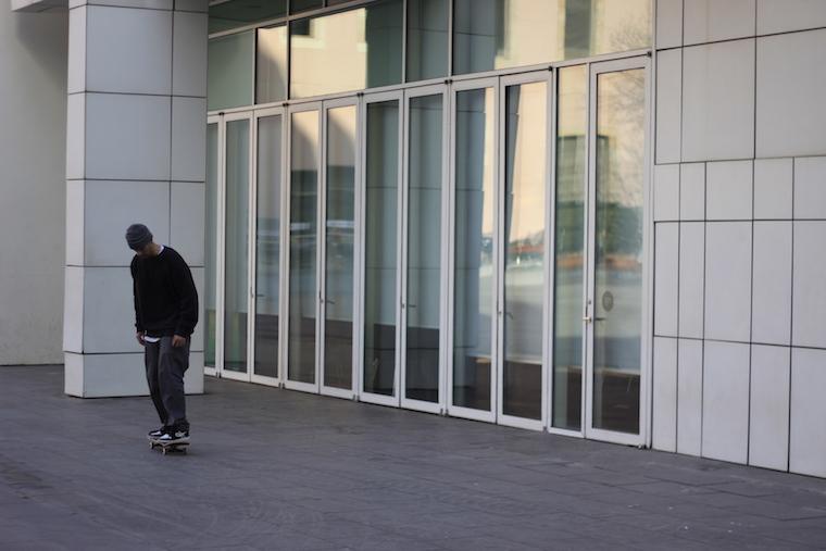 Skate em Barcelona