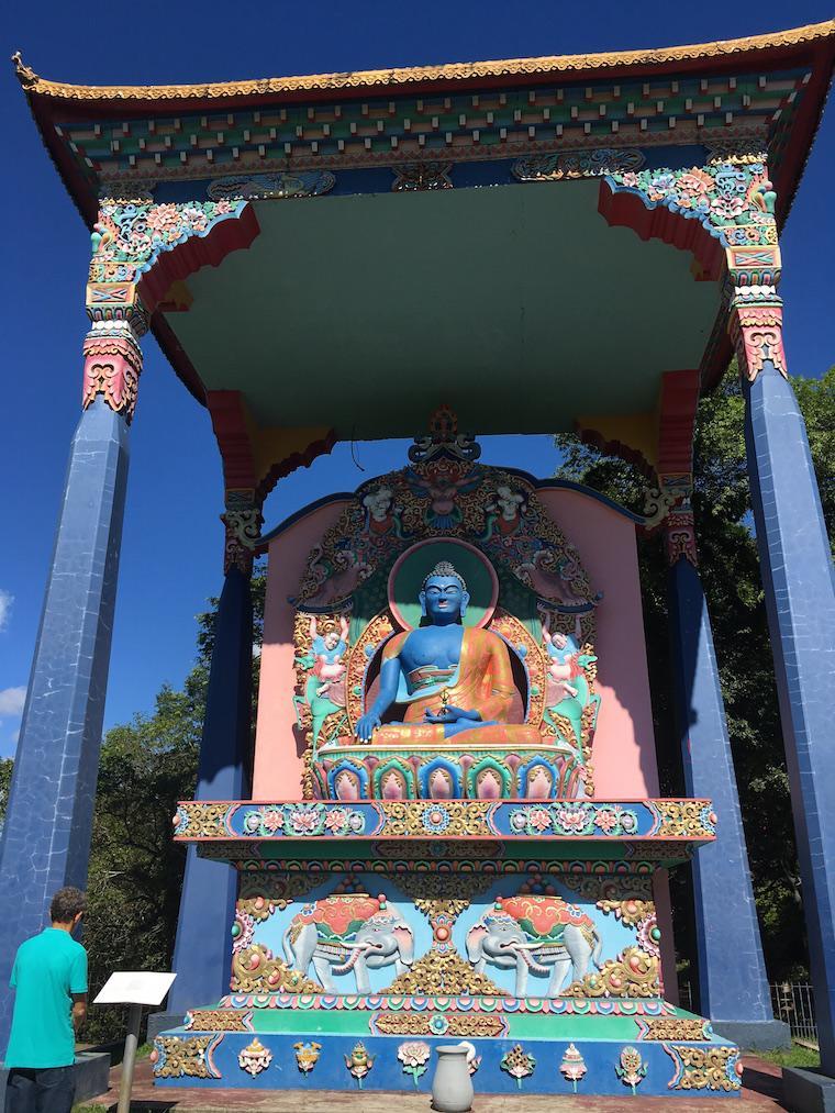 templo budista no brasil khadro ling buda